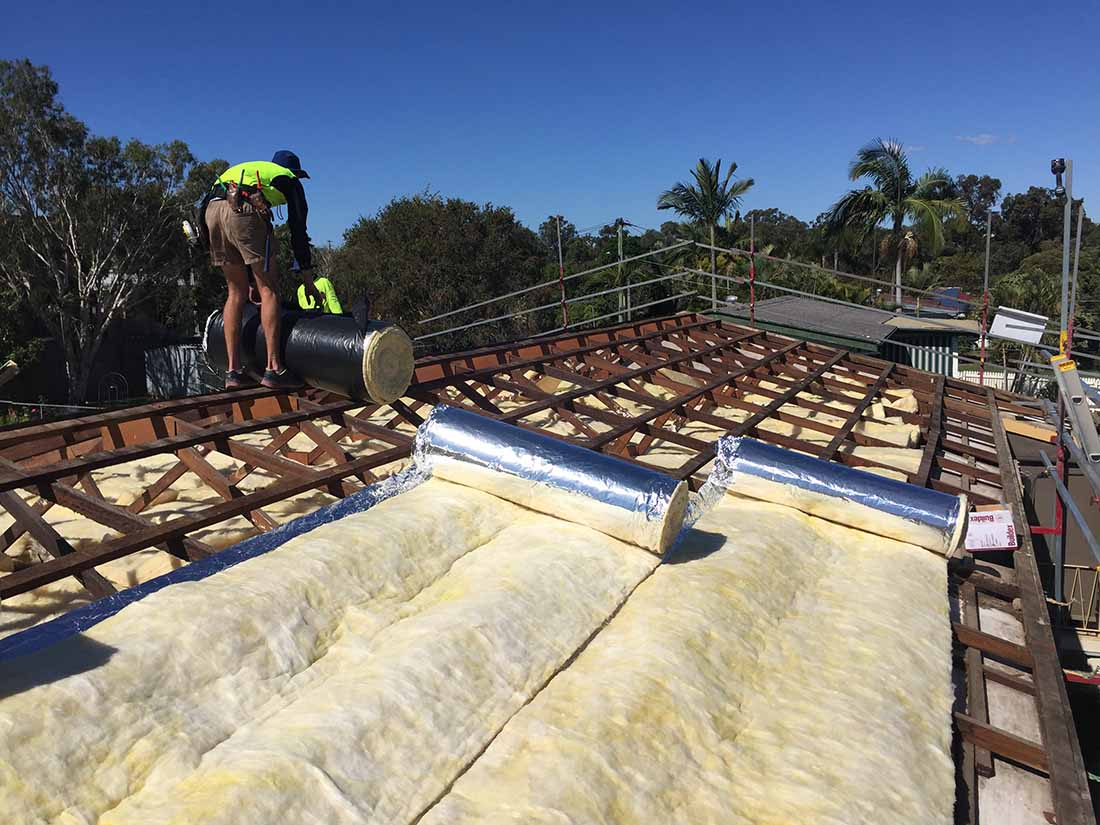 Roofing And Ceiling Insulation Services Brisbane Zen Roofing